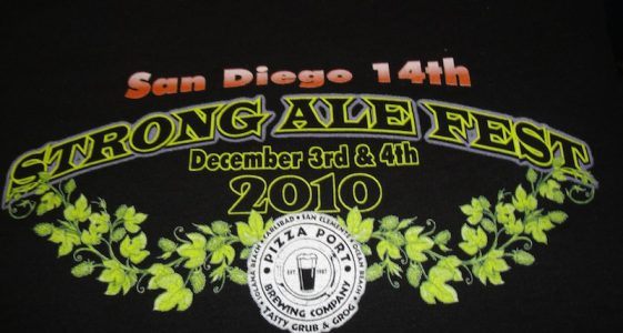 14th Annual San Diego Strong Ale Festival Pictures