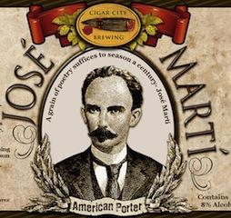 Cigar City Jose Marti American Porter