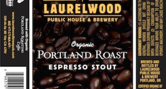 Laurelwood Organic Portland Roast Espresso Stout