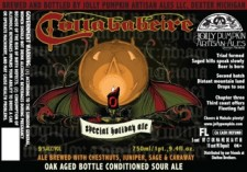 Jolly Pumpkin Collababeire