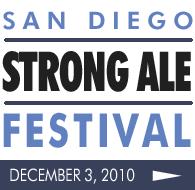 14th Annual San Diego Strong Ale Festival