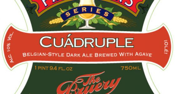 The Bruery Cuadruple