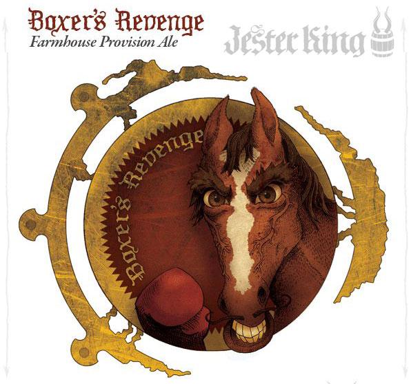 Jester King - Boxer