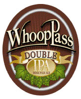 Silver City Brewing - Whoop Pass Double IPA