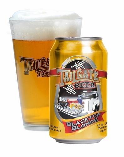 Tailgate Beer Blacktop Blonde