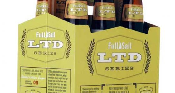 Full Sail Adds LTD 05 Amber Lager To Their Seasonal Lineup