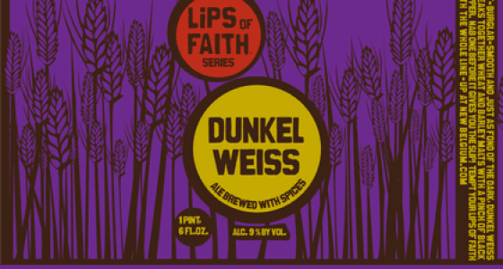 New Belgium Dunkelweiss