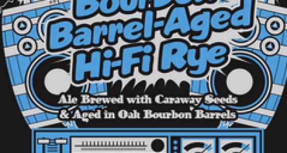 Flossmoor Station Bourbon Barrel-Aged Hi-Fi Rye