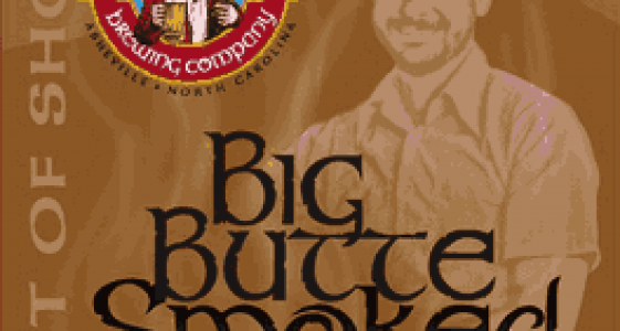 Highland Big Butte Smoked Porter