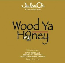Jackie O's Wood Ya Honey
