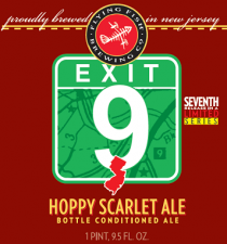Flying Fish Exit 9 Hoppy Scarlet Ale