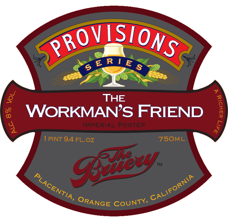 The Bruery Provisions: Workman
