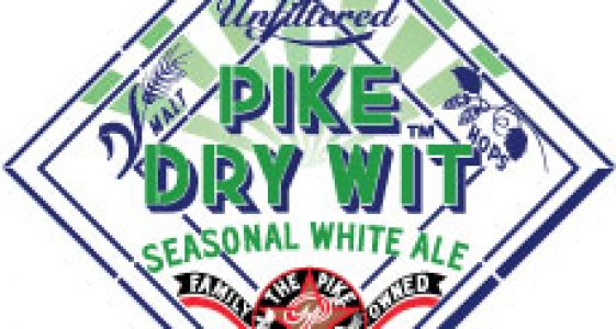 Pike Brewing Dry Wit
