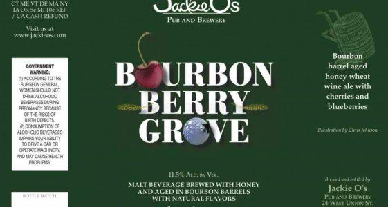 Jackie Os Bourbon Berry Grove