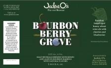 Jackie O's Bourbon Berry Grove