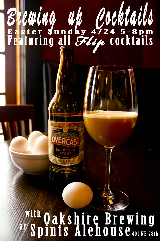 Brewing Up Cocktails Event Set for Easter Sunday 2011