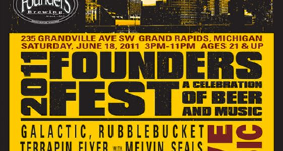 Founders Fest 2011