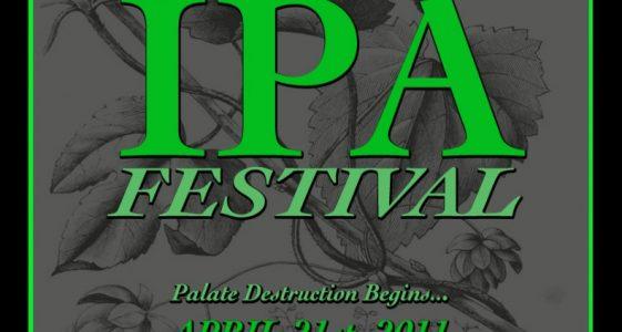 Najas 3rd Annual IPA Festival
