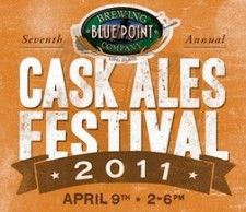 Blue Point - Cask Ale Festival 2011