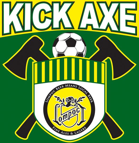 Lompoc Brewing - Kick Axe Ale