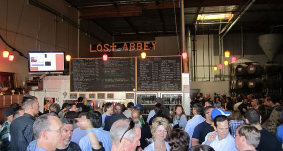Port Brewing 5th Anniversary Party Recap with Pics