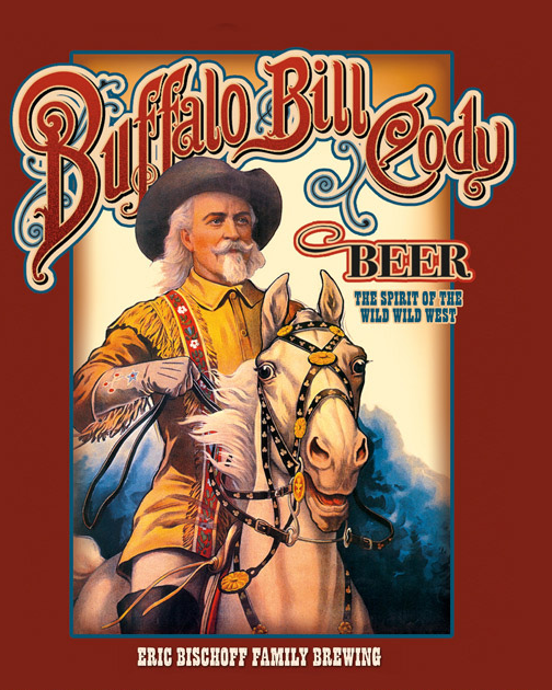 Eric Bischoff Family Brewing Buffalo Bill Cody