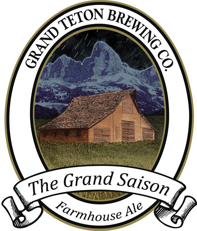 Grand Teton Brewing Announces The Release of the Grand Saison Farmhouse Ale