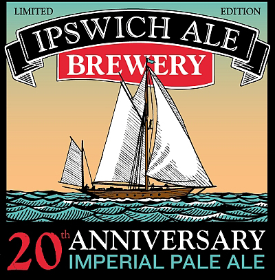 Ipswich Ale 20th Anniversary Imperial Pale Ale