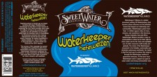 SweetWater Brewing - Waterkeeper Hefeweizen (label)