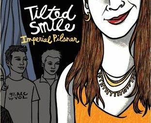 Uinta Crooked Line Tilted Smile Imperial Pilsner