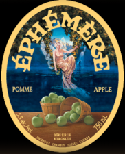 unibroue ephemere apple