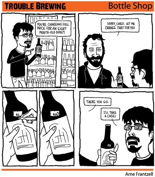 Trouble Brewing - Bottle Shop