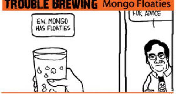 Trouble Brewing – Mongo Floaties