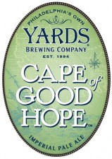 Yards Brewing - Cape Of Good Hope Imperial Pale Ale