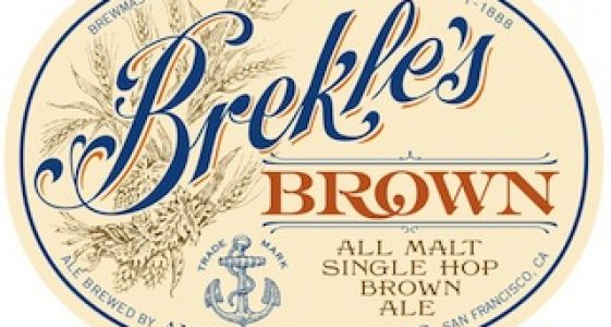 Anchor Brekles Brown