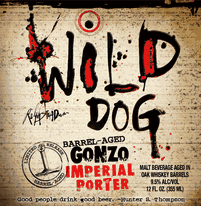 Flying Dog Wild Dog Gonzo Imperial Porter