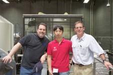 Stone Green Tea IPA Brewers - Mitch Steele | Toshi Ishii | Bryan Baird