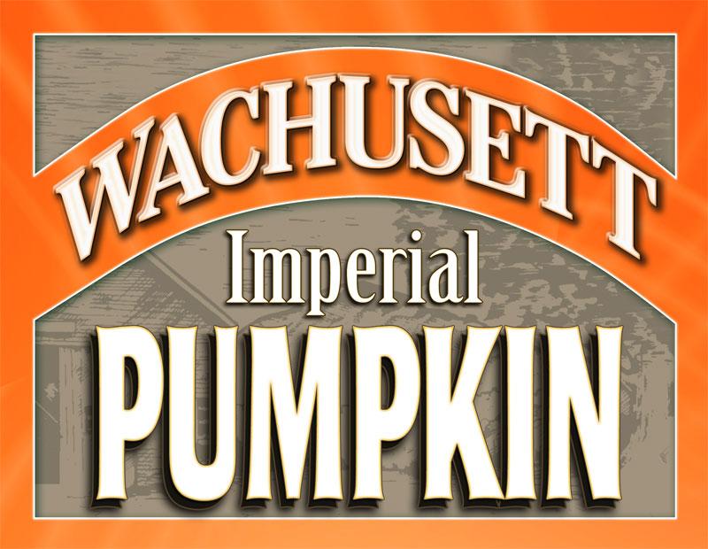 Wachusett Imperial Pumpkin Ale