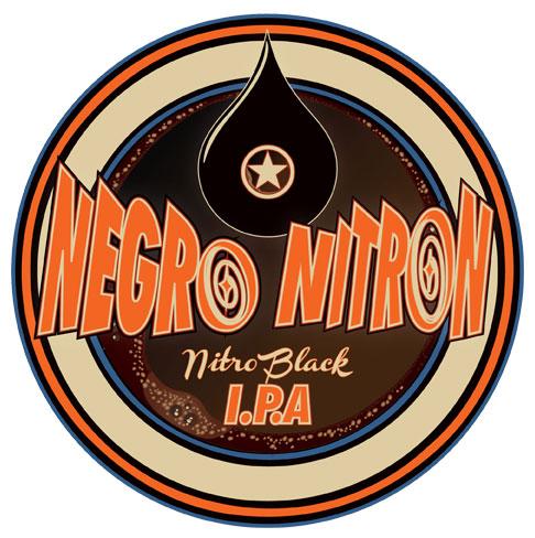 SanTan Brewing - Negro Nitron - Nitro Black IPA