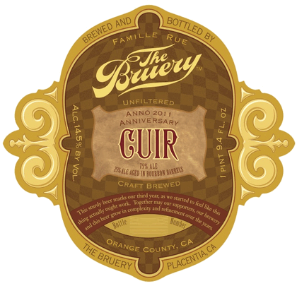 The Bruery Cuir