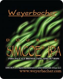 Weyerbacher Double Simocoe IPA