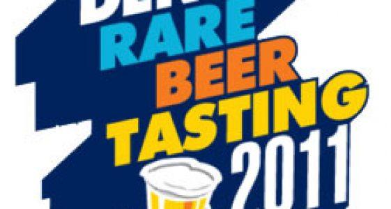 Denver Rare Beer Tasting 2011