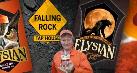 Elysian Brewing Pre-GABF Party at Falling Rock Tap House