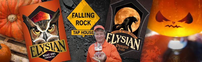 Elysian Brewing Pre-GABF Party at Falling Rock Tap House