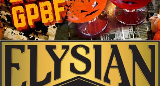 Elysian Brewing's Seventh Annual Great Pumpkin Beer Festival