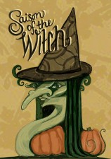 Elysian Brewing Saison of the Witch