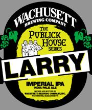 Wachusett LARRY Imperial IPA