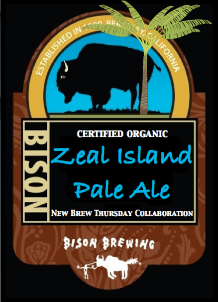 Bison Zeal Island Pale Ale