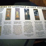 Ladyface/City Tavern
