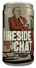 21st Amendment Brewing - Fireside Chat Winter Spiced Ale